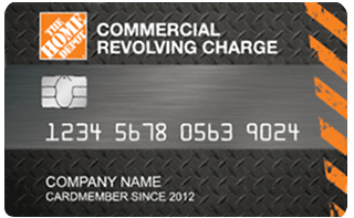 The Home Depot® Commercial Revolving Charge Card review