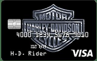 Review: Harley-Davidson® Visa® Secured Card