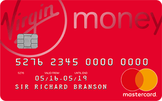 Virgin Money 16 Month Purchases Credit Card review