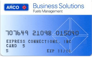 ARCO Business Solutions Fuel Card review
