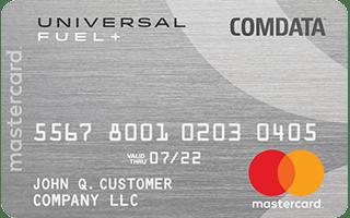Comdata Universal Fuel Plus Mastercard review