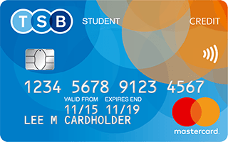 TSB Student Credit Card review 2020