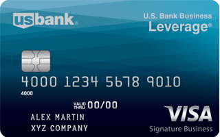 U.S. Bank Business Leverage® Visa Signature® Card review