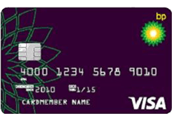 BP Visa Credit Card logo