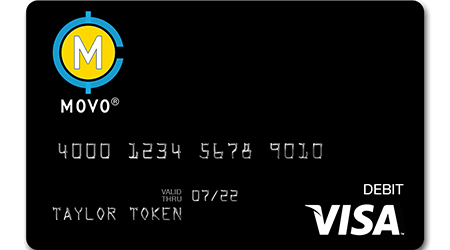 MOVO Digital Visa Prepaid Debit Account review