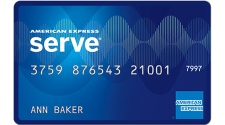 Which American Express Serve card is right for you?