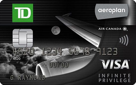 TD Aeroplan Visa Infinite Privilege Card Review