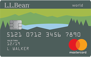 L.L.Bean Mastercard review