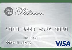 Green Dot Platinum Visa® Secured Credit Card