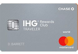 IHG® Rewards Club Traveler Credit Card logo