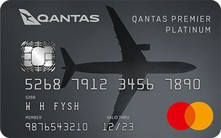 Qantas Premier Platinum Mastercard