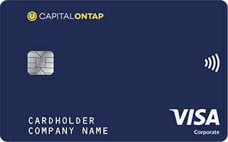 Capital on Tap Business Rewards Credit Card image