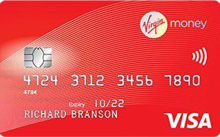 Virgin No Annual Fee Credit Card