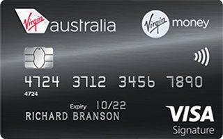 Virgin Australia Velocity High Flyer Card