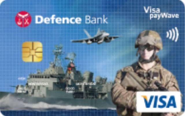 Defence Bank True Blue Credit Card