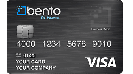 Bento for Business debit card review