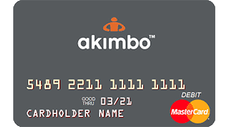 Akimbo review: Debit cards for all