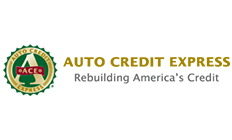 Auto Credit Express Car Loans logo