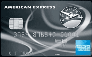 American Express AIR MILES Reserve Credit Card Review