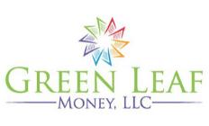 Green Leaf Money cannabis business loans logo