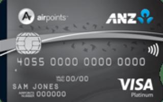 ANZ Airpoints Visa Platinum