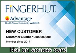 WebBank/Fingerhut Advantage Credit Account