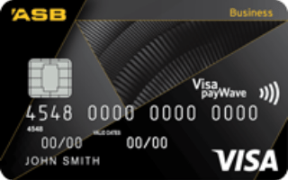 ASB Visa Business credit card