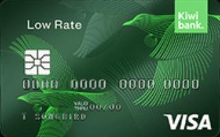 Kiwibank Low Rate Visa Review