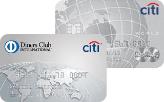 Diners Club Personal Card + World Mastercard Card