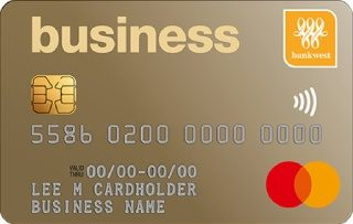 Bankwest Business Mastercard Large Rewards