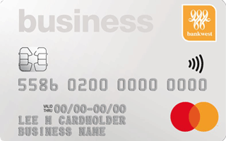 Bankwest Low Rate Business Mastercard