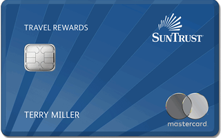 SunTrust Travel Rewards Credit Card review