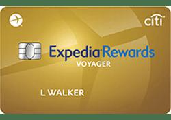 Expedia Rewards Voyager Card