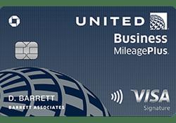 United℠ Business Card logo