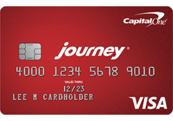 Journey® Student Rewards from Capital One® logo