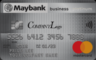 Maybank Business Platinum Mastercard Review