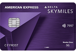 Delta SkyMiles® Reserve American Express Card logo