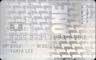 UOB One Card Review