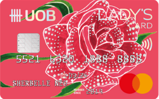 UOB Lady's Card image