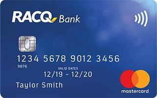 RACQ Low Rate Credit Card