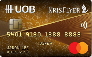 KrisFlyer UOB Credit Card Review