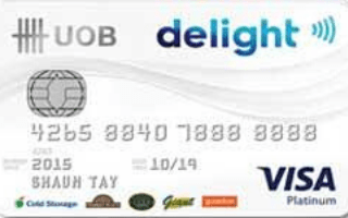 UOB Delight Credit Card Card Review