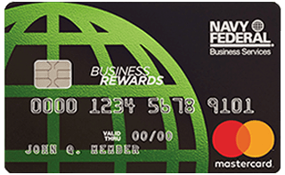 Navy Federal Credit Union Mastercard® Business Card review