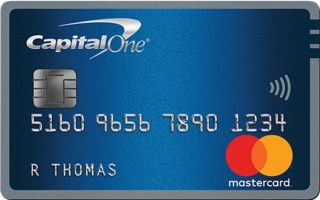 Capital One Costco Mastercard, exclusively for Costco Members