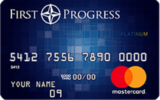 First Progress Platinum Prestige Mastercard® Secured Credit Card: Low APR, high annual fee