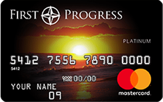 First Progress Platinum Select MasterCard® Secured Credit Card: Relatively low APR, high annual fee