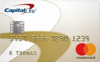 Capital One Low Rate Guaranteed Mastercard