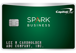 Capital One® Spark® Cash for Business logo