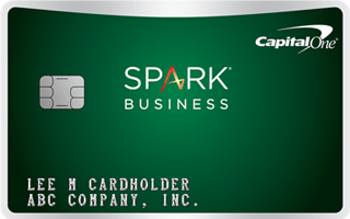 Capital One® Spark® Cash for Business review