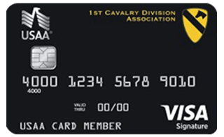 USAA Military Affiliate Card review